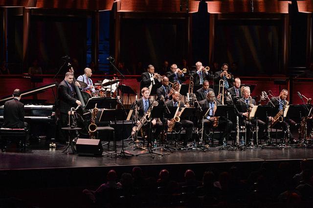 温顿·马萨利斯率领美国林肯中心爵士乐团音乐会