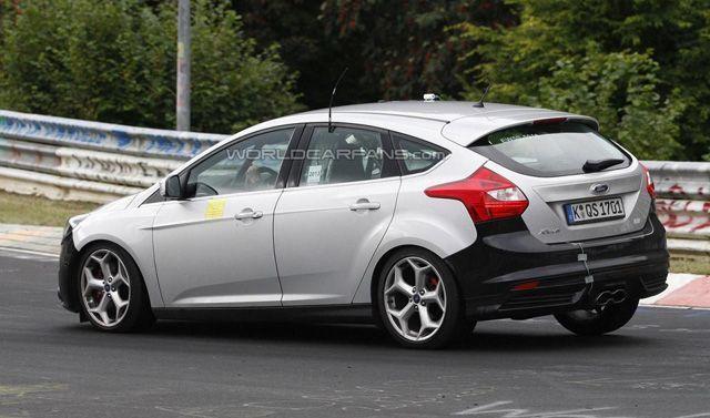 2014年十大改款车型前瞻 新款福克斯领衔