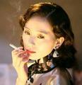 穿旗袍叼烟卷 刘诗诗这个特工有点帅