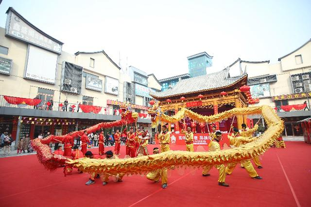 复兴传统文化 艺茂国际仓打造