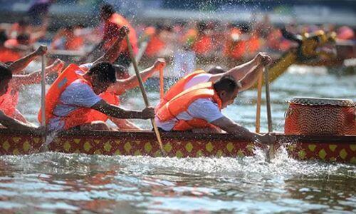 第五届中华轩辕龙舟赛将开赛 五大亮点扮靓比赛