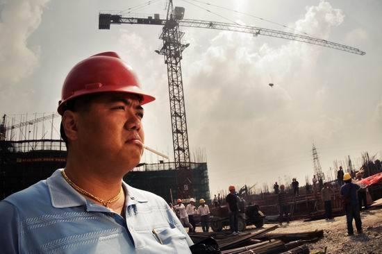 中国第一个拿到风投的包工头说