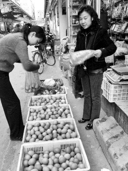 郑州市农副产品价格稳中有降