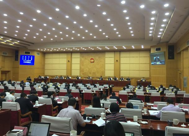 河南省人大常委會表決通過一批人事任免 涉及多個部門