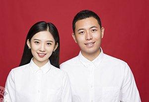5.21 郑州新人组团去拍最美结婚证件照
