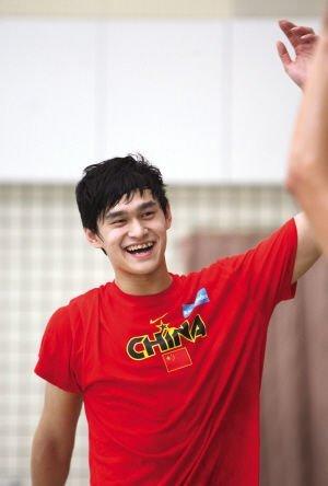 孙杨(资料图)-孙杨冠军赛正式回归 恩师赞其踏实 每天都进步