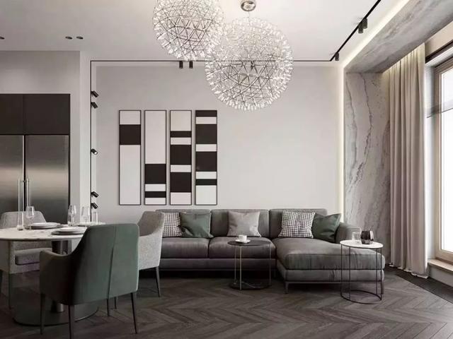 客厅沙发该如何挑选?看下设计师是如何说的图片