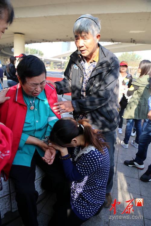 濮阳农妇积德11年儿患利剑血病 女儿愿卖身救弟