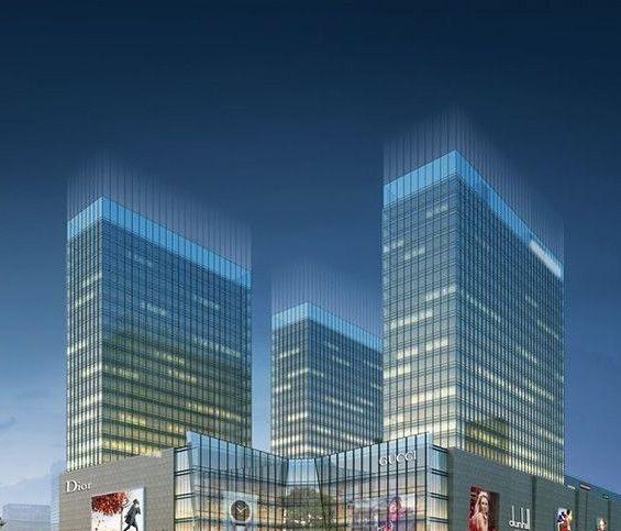 蓝天•世贸中心