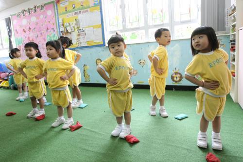 香港免费幼稚园计划推行:半日制幼稚园逾90%免费