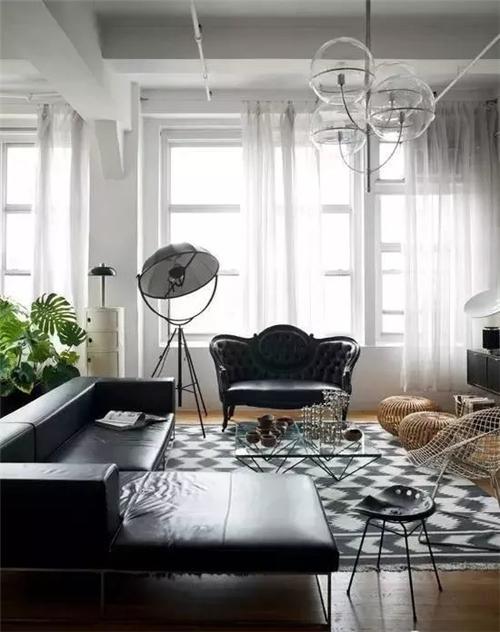 扔掉电视,未来客厅设计新趋势!