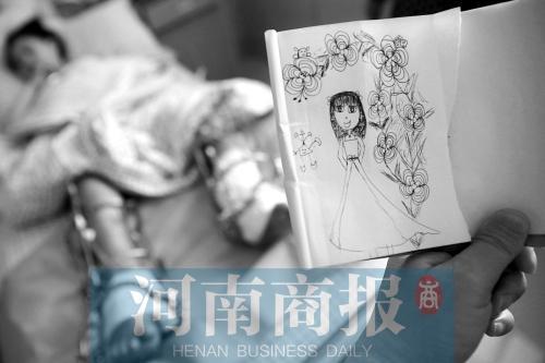 郑州15岁女孩患 马蹄足 爬行10多年想上学