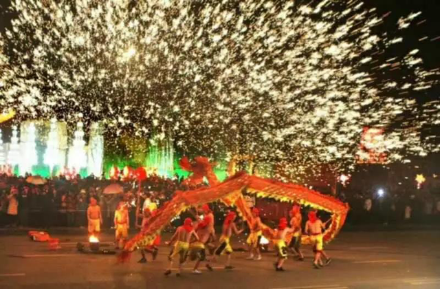 最传统最浓烈的年味儿!皇城相府旅游区2018新春大庙会八大系列活动唱响相府中国年!