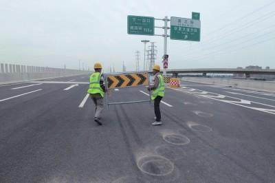 郑州东三环主线高架全线通车