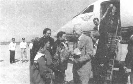 李光耀与河南的故事:倡导郑州至新加坡开通旅游包机
