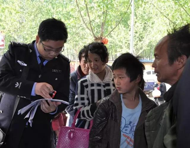 永城市公安局为无出生医学证明少年免费鉴定入户口