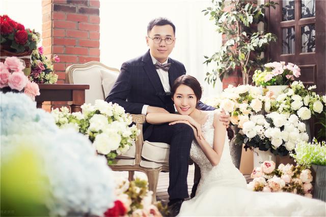 郑州美妞的婚纱照拍摄体验