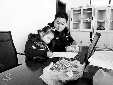 男子盗窃被抓5岁女儿无人照料 民警当起临时爸爸