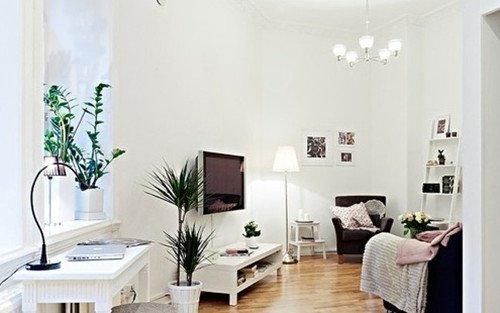 家居案例 正文  55平米小户型装修,这间小户型阁楼公寓,仅有50平米大