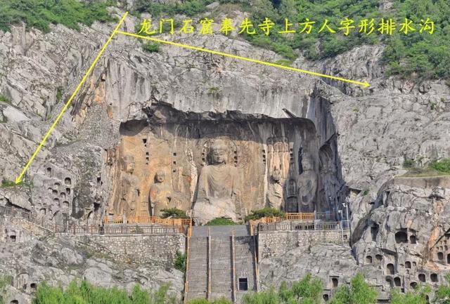 世界文化遗产保护——古人是如何保护龙门石窟的