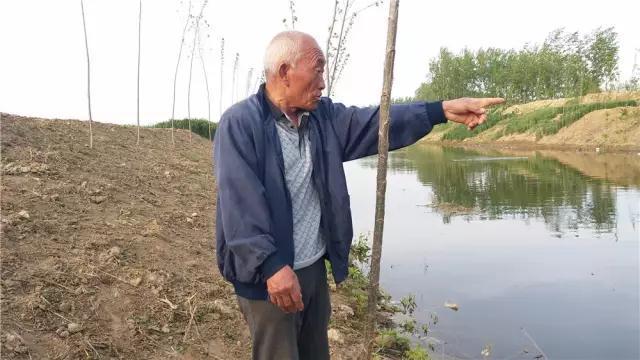 柘城一儿童不慎溺水 72岁老人奋不顾身跳水救人