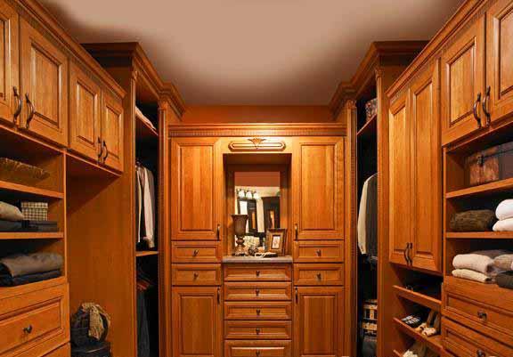想买实木衣柜?小编告诉你如何选
