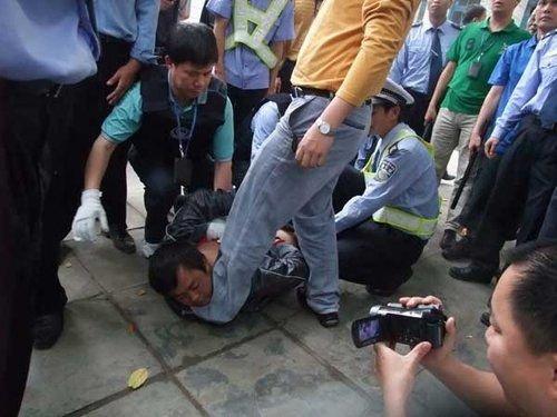 广东雷州一男子持刀闯入小学 砍伤16名师生