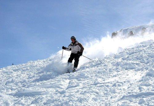 初次滑雪时的注意事项