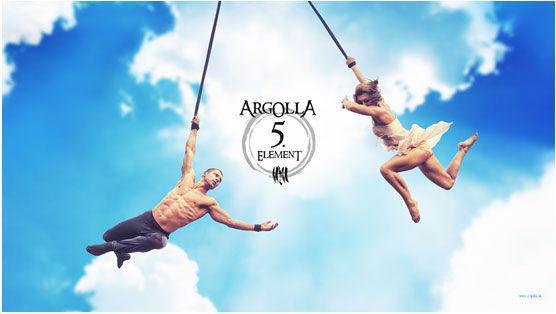 2015太阳马戏震撼《第五元素Argolla5thElement》全国巡回首场-郑州站
