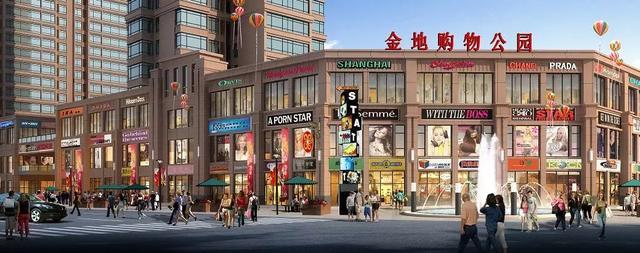 淅川金地购物公园商店户型规划怎么样?腾讯大豫网南阳房产为你揭秘