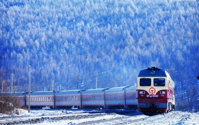 《一拍集合》有奖征集令010:诠释铁路之美