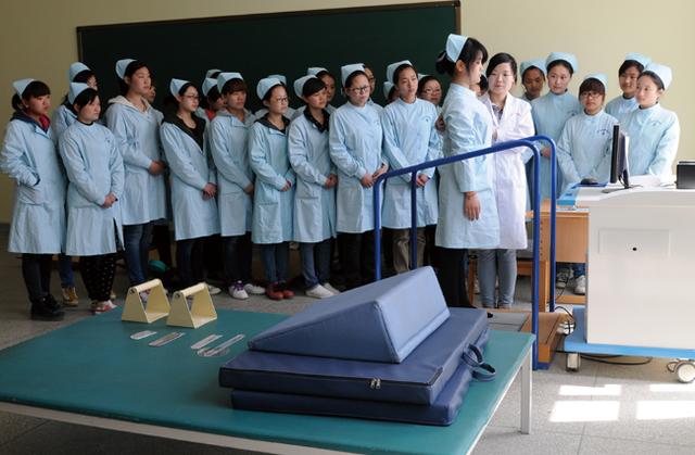 青医学高等专科学校 康复治疗技术专业