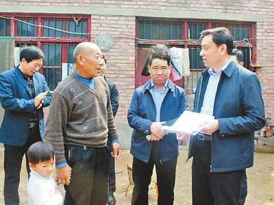 柘城县委书记梁辉:马上办抓落实 让群众得实惠