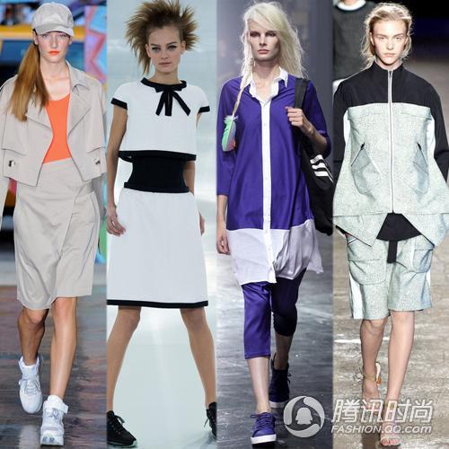 选对春季单品 时尚也能春暖花开