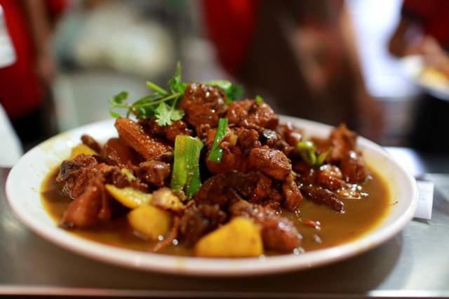 河南最好吃的炒鸡店,喊你免费吃霸王餐了!