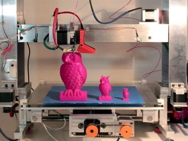 项目路演会:3D打印机行业如何创业