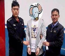 男子潜入母校盗窃被抓