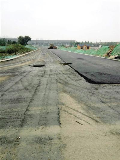 经开区三条断头路建成通车 另有7条有望月底通车