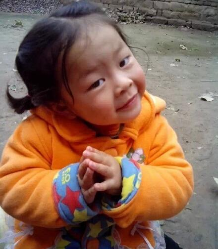 许昌三岁女孩丧失五天无音信 脖子有块褐色胎记