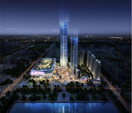 正大国际广场打造洛阳商业新地标
