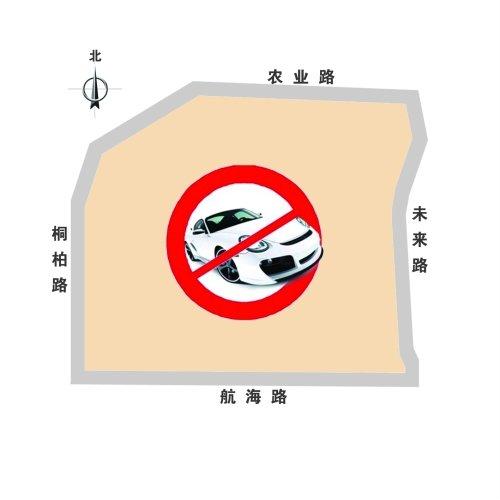 今天无车日郑州二环内禁车 9条公交线免费