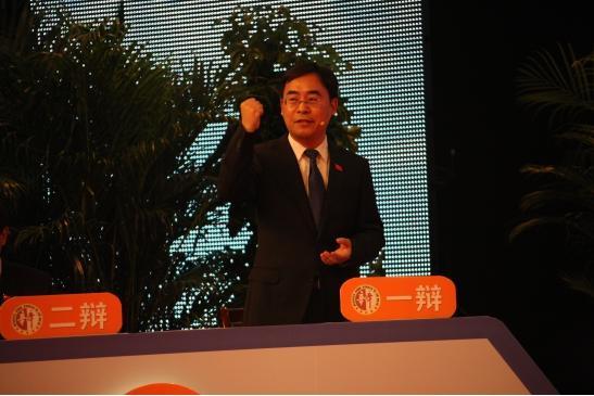 修武县县级代表队喜获市辩论赛冠军