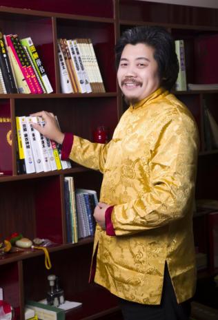 孙铭辛《孙子奇门遁甲》唯一传承人:传承千年国学文化