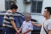 淇县破获系列盗窃案件 民警调查发现窃贼为同一人