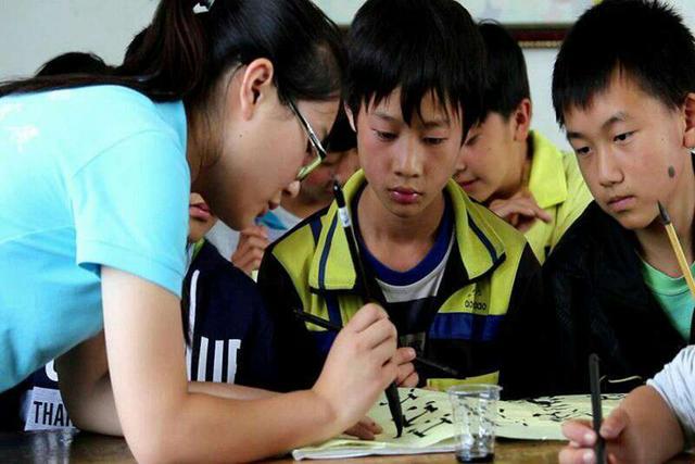 大豫公益第8节课:笔尖上的世界