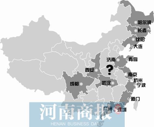 """全国人大代表建议:是时候给郑州一个""""副省级"""""""