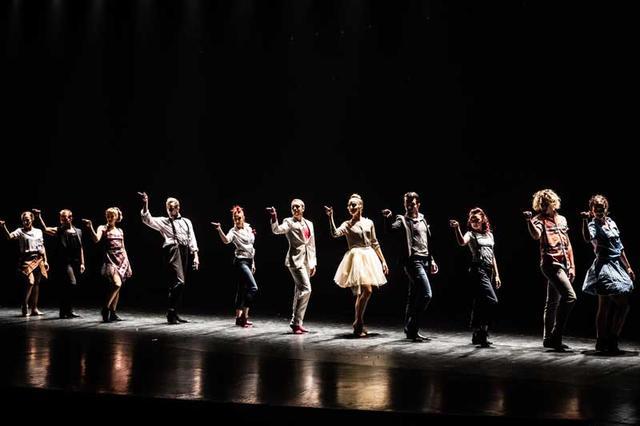 3月16日演出 蒙特利尔爵士芭蕾舞《爱情阳台》