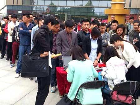 26日中国好声音河南招募首场启动 欢迎围观