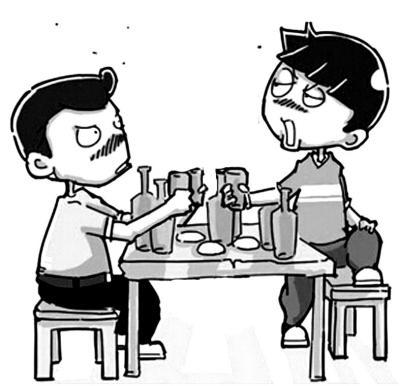 酒后互殴_好哥们酒后斗嘴互殴 一方锁骨骨折一方获刑