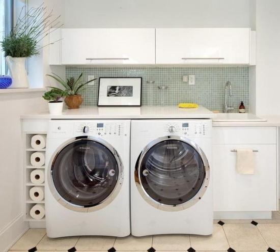 洗衣机到底放阳台好还是卫生间好?